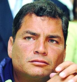 Ecuador rompió relaciones durante el año 2008 con Colombia