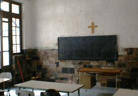 Cristo es expulsado de las escuelas