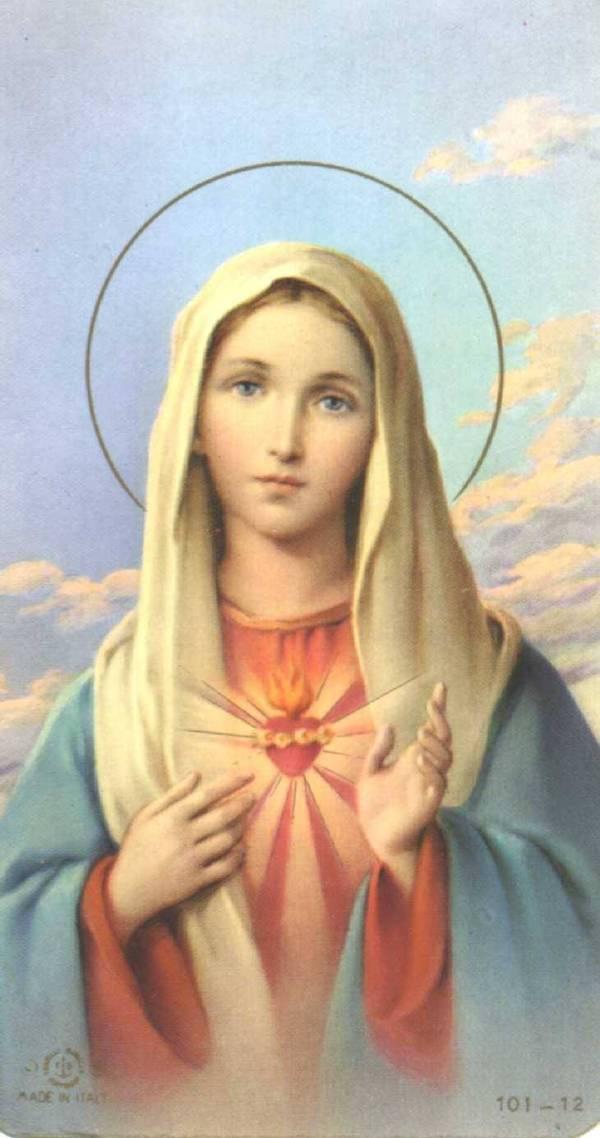 Resultado de imagen para Oh Inmaculada María, os damos mil parabienes uniendo