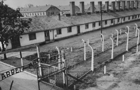 El Campo de Concentración de Auschwitz [Imagenes reales]