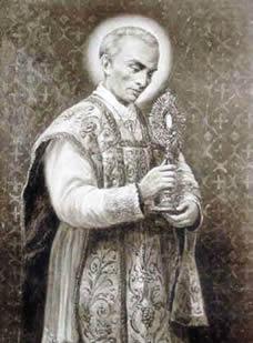 San Pedro Julián eymard, Apóstol de la Eucaristía