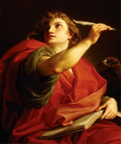 San Juan Evangelista - Pompeo-Batoni-San-Giovanni-Evangelista-Basildon-Park-The-Iliffe-Collection-The-National-Trust-05