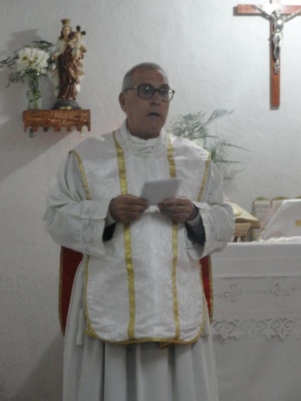 P. Ceriani predicando