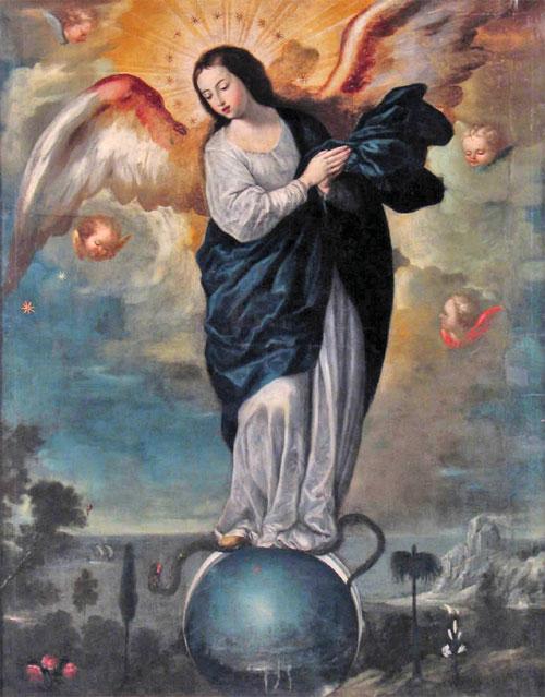Nuestra Señora del Apocalipsis