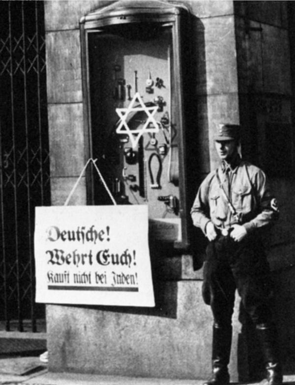 Antisemitisme_Duitsland_1933