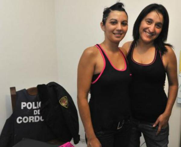 lesbianas policias