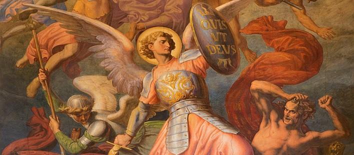 Novena a San Miguel Arcángel del Padre Francisco García S.J. 1684
