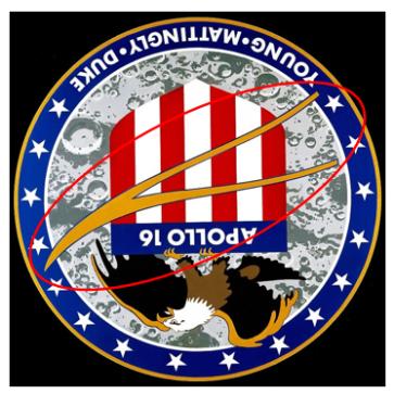 16) Apollo 16