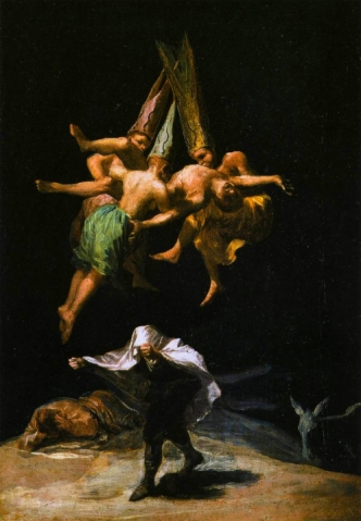 halloween-6-francisco-de-goya-y-luciente-three-witches-in-the-air