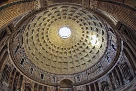 Panteón - cúpula