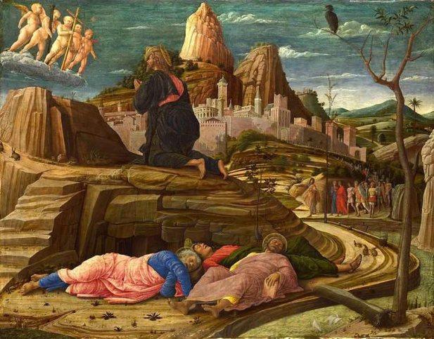 apostoles duermen