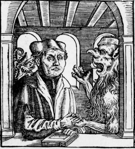 lutero demonio
