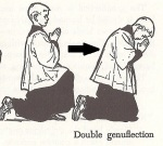 Types of bows p. 41 Carmody Double genuflection only edit