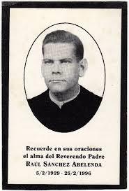 padre Raul Sanchez Abelenda