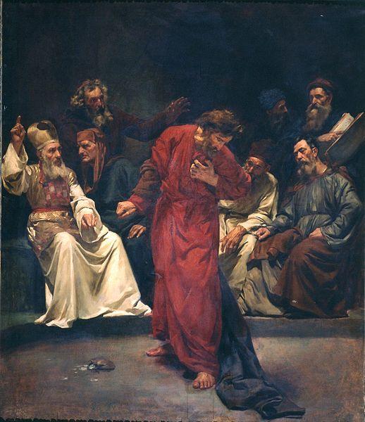 Resultado de imagen de imagenes de judas negociando con los sacerdotes