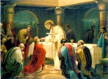 Comunión Jesucristo