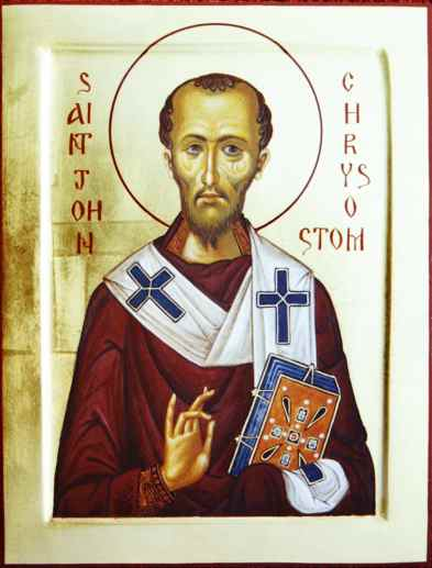chrysostom-icon