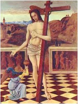 ALABANZA A LA PRECIOSA SANGRE DE JESÚS