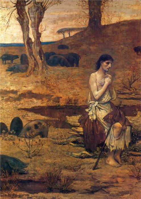 Pierre-Puvis-De-Chavannes-The-Prodigal-Son