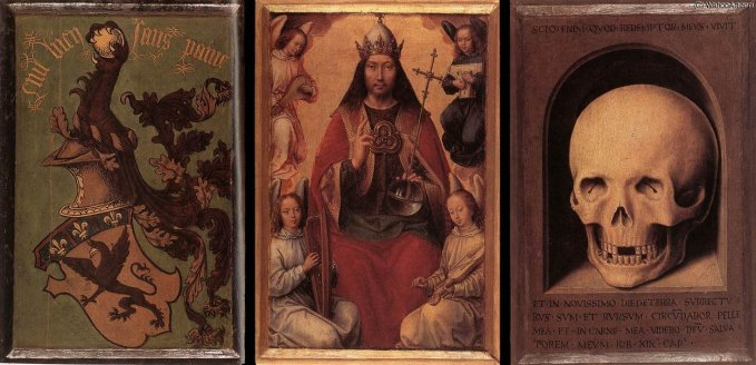 hansmemling-late-triptychofearthlyvanityanddivinesalvationrear