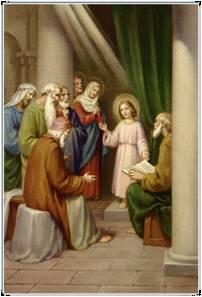 3 La Perdida del Niño Jesús