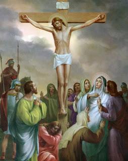 5 La Crucifixión