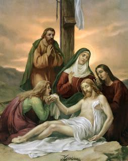6 Jesús ya muerto
