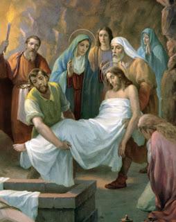 7 El entierro