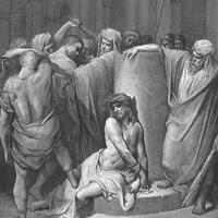 Cristo flagelado by Dore0207