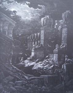 64-Apocalypse (18, 1-10) - Babylone en ruines (Vision de Saint Jean)
