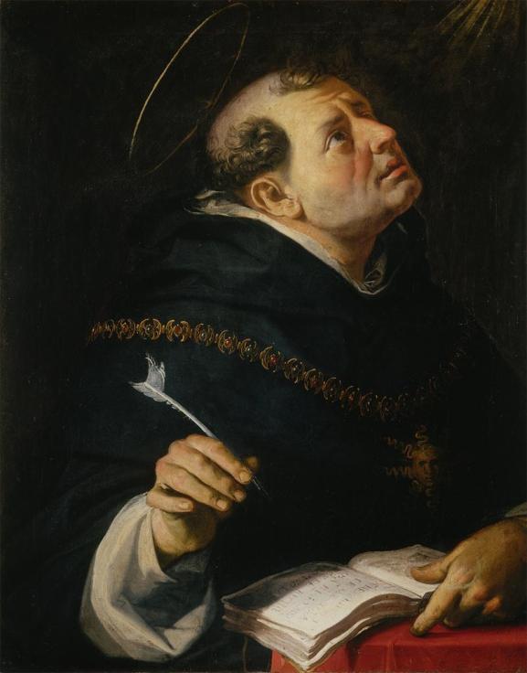 Santo Tomas de Aquino 1