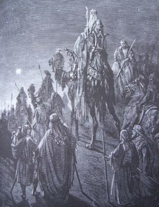 30-Matthieu (2, 1-10) - Les Mages guidés par une étoile mystérieuse
