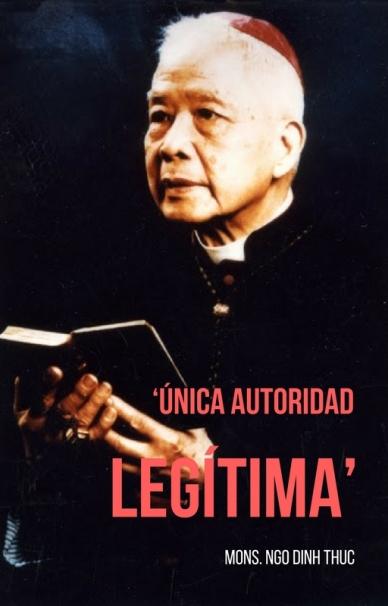 la 'única autoridad legítima_